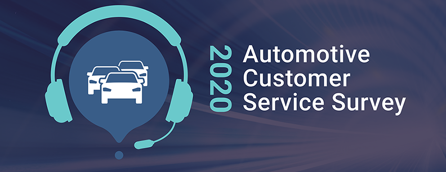 Customer service in the automotive sector – new annual survey