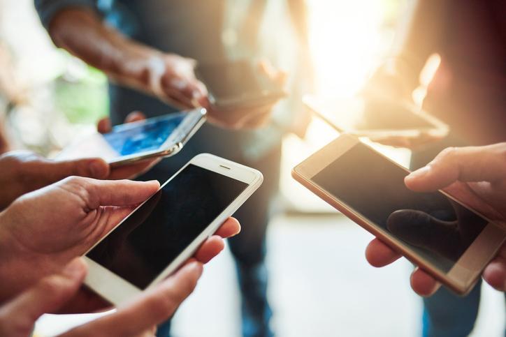 Mobile phone operators